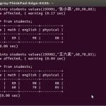 MySQL中文字符乱码解决
